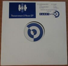 "The Lab: Transformer 2 Remix EP - Vinyl - 1993 Australian 12"" Single"