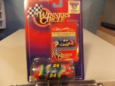 WINNERS CIRCLE JEFF GORDON COLLECTOR RACE CAR