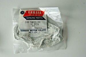 Yamaha 248-14623-10-00 - GASKET exhaust muffler YZ IT CT1C  AT1C MX175 CT3