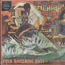 FELA RANSOME KUTI Alagbon Close US LP MAKOSSA 2313