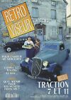 RETROVISEUR n°37 09/1991 TRACTION 7&11 COBRA 427 RACING