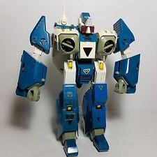 LARGE モスピーダ 1980s Gakken Robotech Mospeada Blue Alpha Fighter Mars Base SCOTT