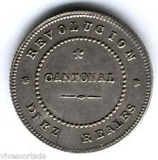 Revolucion Cantonal Cartagena 10 REALES 1873 @@ EXCELENTE @@