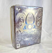 sacred 2-fallen angel collector's edition (pc, 2008) european version neu