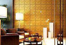 3D Wall Panel (Maze-D) 1 carton contains 48 panels coversing 128 sq/ft (sale)
