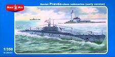 MikroMir Models 1/350 SOVIET PRAVDA CLASS SUBMARINE (Early Version)