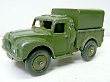 Dinky Toys #641 Army Humber 1-Ton Cargo Truck