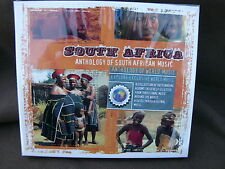 Anthology of South African Music CD Nuovo New