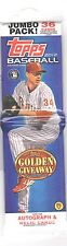 1-2012 TOPPS SERIES 1 MLB HOT PACK JERSEY,PATCH OR AUTOGRAPH JUMBO HOT PACK GUAR