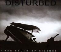 DISTURBED - THE SOUND OF SILENCE   CD SINGLE NEU