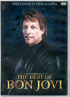 Bon Jovi DVD The Best Of Brand New Sealed