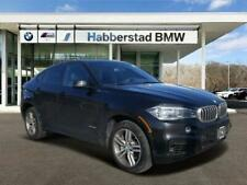 2018 BMW X6 xDrive50i Sports Activity Coupe