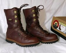 New IRISH SETTER Men's 881 Elk Tracker Waterproof Hunting boots 10.5 D