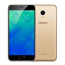 Teléfonos móviles libres giratorios de oro con 16 GB de almacenaje