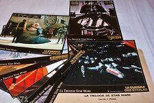 STAR WARS la trilogie  la guerre des etoiles ! jeu photos cinema lobby card