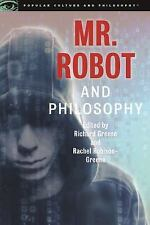 Popular Culture and Philosophy: Mr. Robot and Philosophy (2017, Paperback)