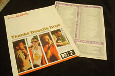 """Beastie Boys 2004 ad & chart for #1 Top R&B/Hip-Hop for """"To The 5 Boroughs"""""""