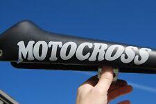 Sattel Bonanzarad, Motocross, Selle San Marco, NOS