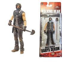 McFarlane Walking Dead Series 7 Grave Digger DARYL DIXON Figure Free Shipping