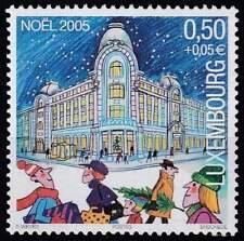 Luxemburg postfris 2005 MNH 1694 - Kerstmis / Christmas