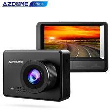 """Azdome M08 2.45"""" Mini Wifi Car Dvr Dash Cam Hd 1080P Dashcam Camera Recorder"""
