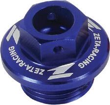 Zeta Oil Filler Plug Cap Blue Replacement NEW ZE89-2112