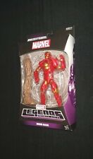 MARVEL LEGENDS INFINITE SERIES IRON MAN BUILD-A-FIGURE GROOT COLLECTION SEALED