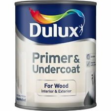 Dulux Vernice Spazzola da Donna ad Asciugatura Rapida 750 ml colore Bianco Brill