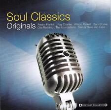 SOUL CLASSICS - ORIGINALS - VARIOUS ARTISTS (NEW CD)