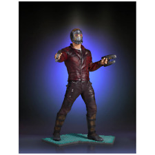 Gentle Giant Marvel Guardians of the Galaxy 1 2 Star Lord Collector's Statue COA