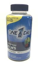 One A Day Mens Vitacraves 170 Multivitamin Mineral Immune Support Exp: 01/2022+