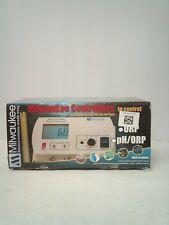 Milwaukee Mc122 pH Controller 115V.