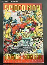 Spider-Man Revenge of the Sinister Six Marvel Comics TPB #18-23 1994 1st Print