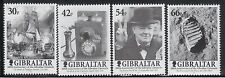 Gibraltar 881-4 Historical Events Mint NH
