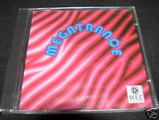 MEGATRANCE - Psy / Trance - ISRAELI CD - 1999 SEALED!!