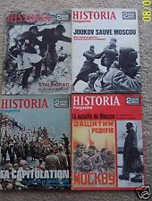 Historia Magazine 1968 Four Issues War Photos Ships