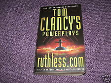 Tom Clancy ~ Power Plays ~ Ruthless.com