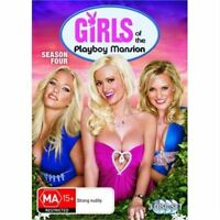 GIRLS OF THE PLAYBOY MANSION SEASON 4 *NEW+SEALED*  DVD