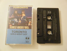 TORONTO - GIRLS NIGHT OUT - CASSETTE TAPE - SOLID GOLD (1983)
