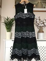 Ted Baker Inarra Lace Tunic Dress RRP £199 Size 4 UK 14 Smock