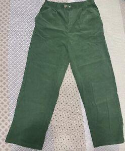 Gorman Green Corduroy Pant Size 10 Worn Once!!