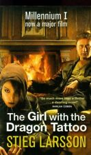 The Girl With the Dragon Tattoo: 1/3 (Millennium Trilogy),Stieg Larsson
