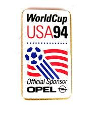 "Auto pin/Pins-opel world cup usa 1994 ""Offical patrocinador"" [1360]"
