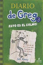 Esto Es el Colmo by Jeff Kinney (Hardback, 2010)
