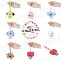 BT21 Character Baby Silicone Name Tag 7types Official K-POP Authentic Goods
