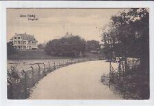 AK Den Haag, Zorgvliet, 1920