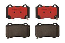 Brembo Rear NAO Ceramic Brake Pad Set For Cadillac Chrysler Dodge Jeep Chevrolet