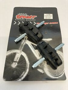 2 X Pairs Cantilever Cycle  Brake Pads Carded 55mm