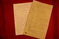 Selten Impfpass 1804 Handgeschrieben ca.34x20 cm. mit Übersetzung