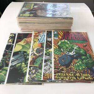THE SAVAGE DRAGON # 1 - 29 Huge Lot, Image Comics 1992, Erik Larsen, Jim Lee